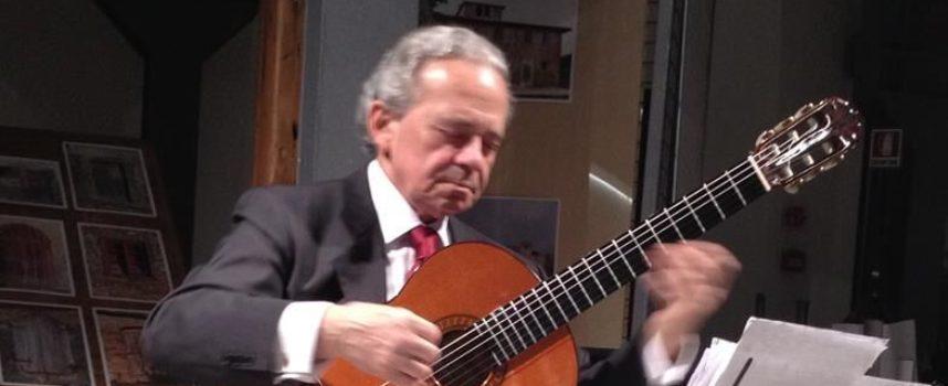 Parte con il grande chitarrista Vincenzo Saldarelli il Francigena InternationalArts Festival a Capannori