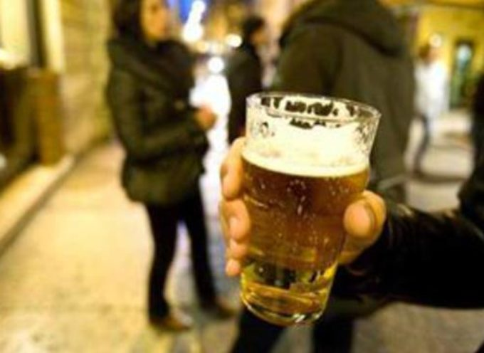 NOTTE BIANCA, MENO 1: ECCO L'ORDINANZA DEL COMUNE SUI DECIBEL E SUGLI ALCOLICI