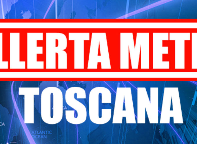 Allerta Meteo Toscana