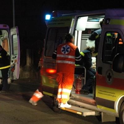 ferito in modo grave dopo lo scontro con  un'auto a Viareggio