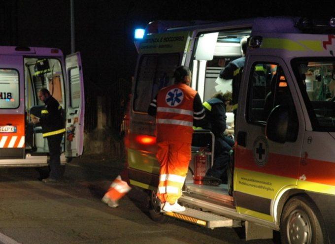 Scontro auto-moto: 44enne di Torre del Lago in coma