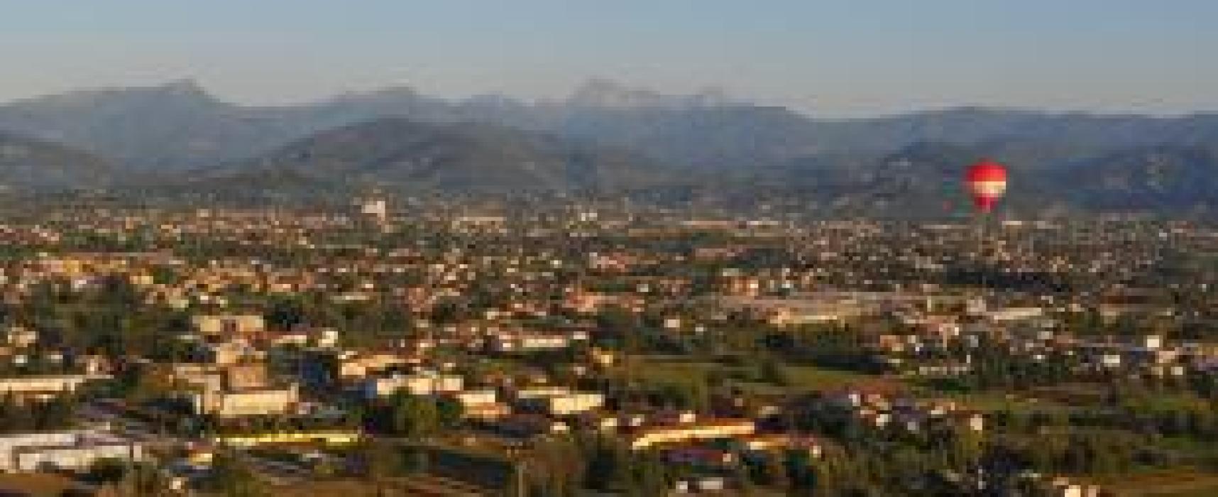 Boom del turismo a Capannori nei primi sei mesi del 2017