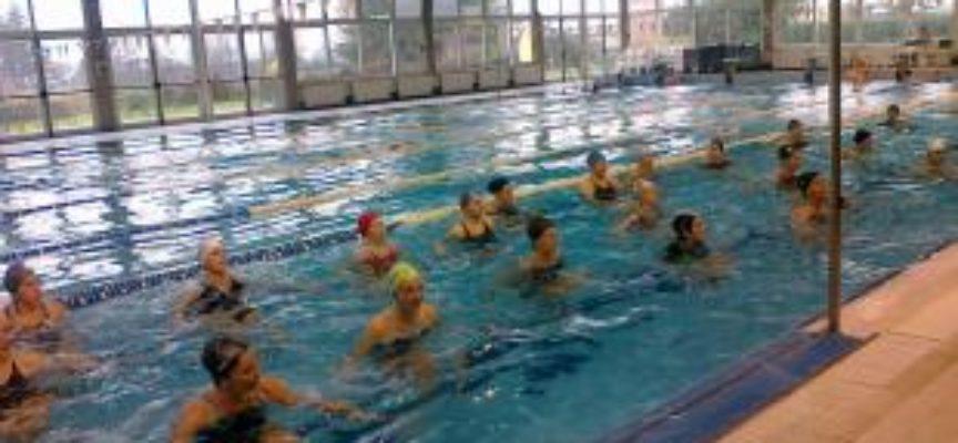 Piscina comunale:saranno realizzati una piccola palestra complementare all'attività natatoria