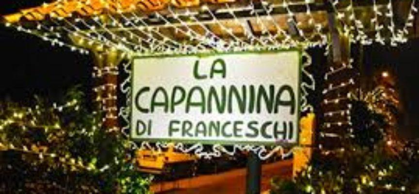 LA CAPANNINA DEL FORTE  – SPRAY AL PEPERONCINO UNA  FUGA GENERALE