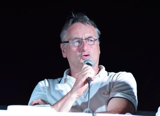 Roberto Centazzo ospite di Giallo D'Amare