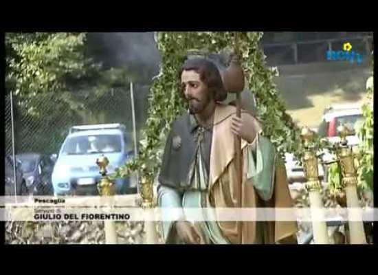 La gazzarra per San Rocco e il bacio delle Croci[VIDEO]