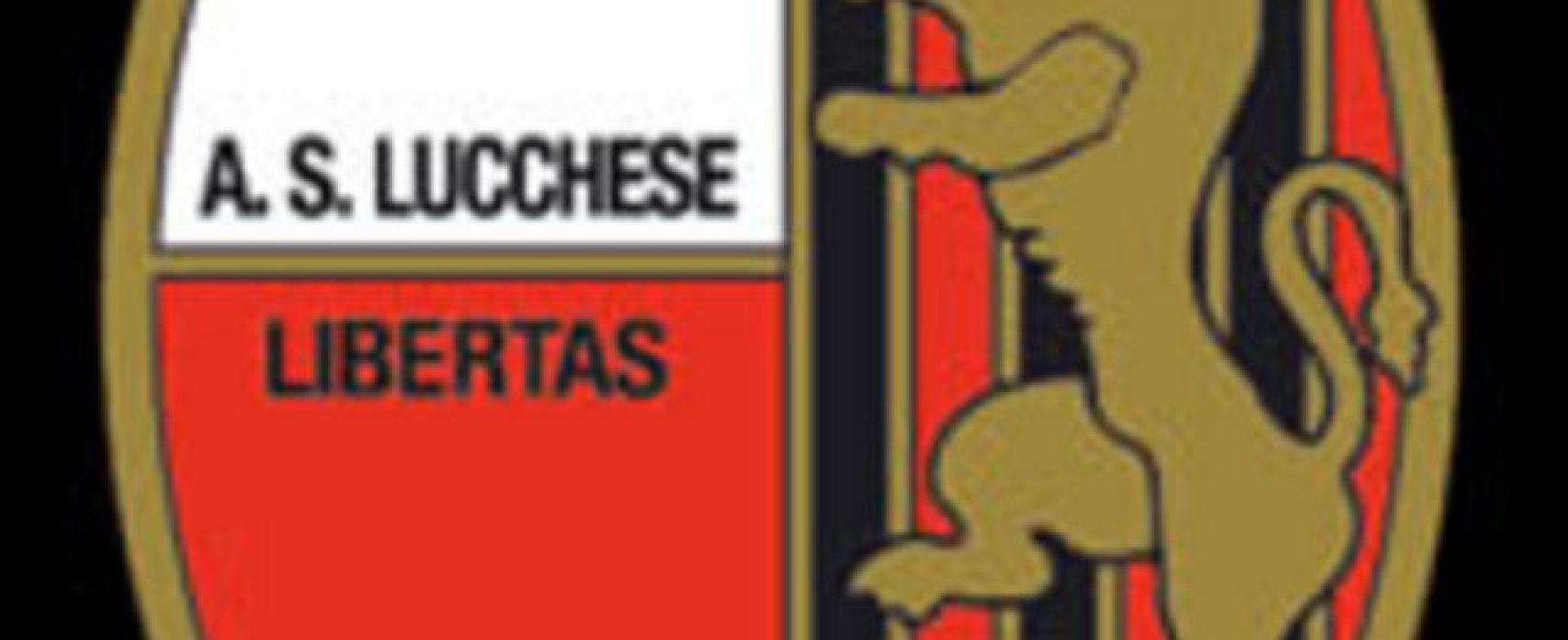 Mercoledì 23 agosto presentazione ufficiale della A.S. Lucchese Libertas al Porta Elisa