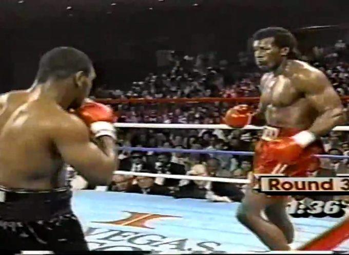Accadde Oggi 1 Agosto 1987: Mike Tyson contro Tony Tucker