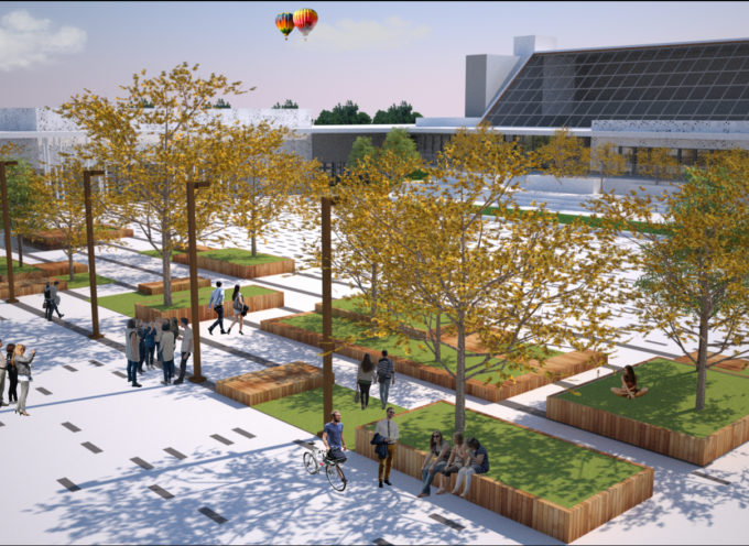 approvazione progetto definitivo nuova piazza Capannori