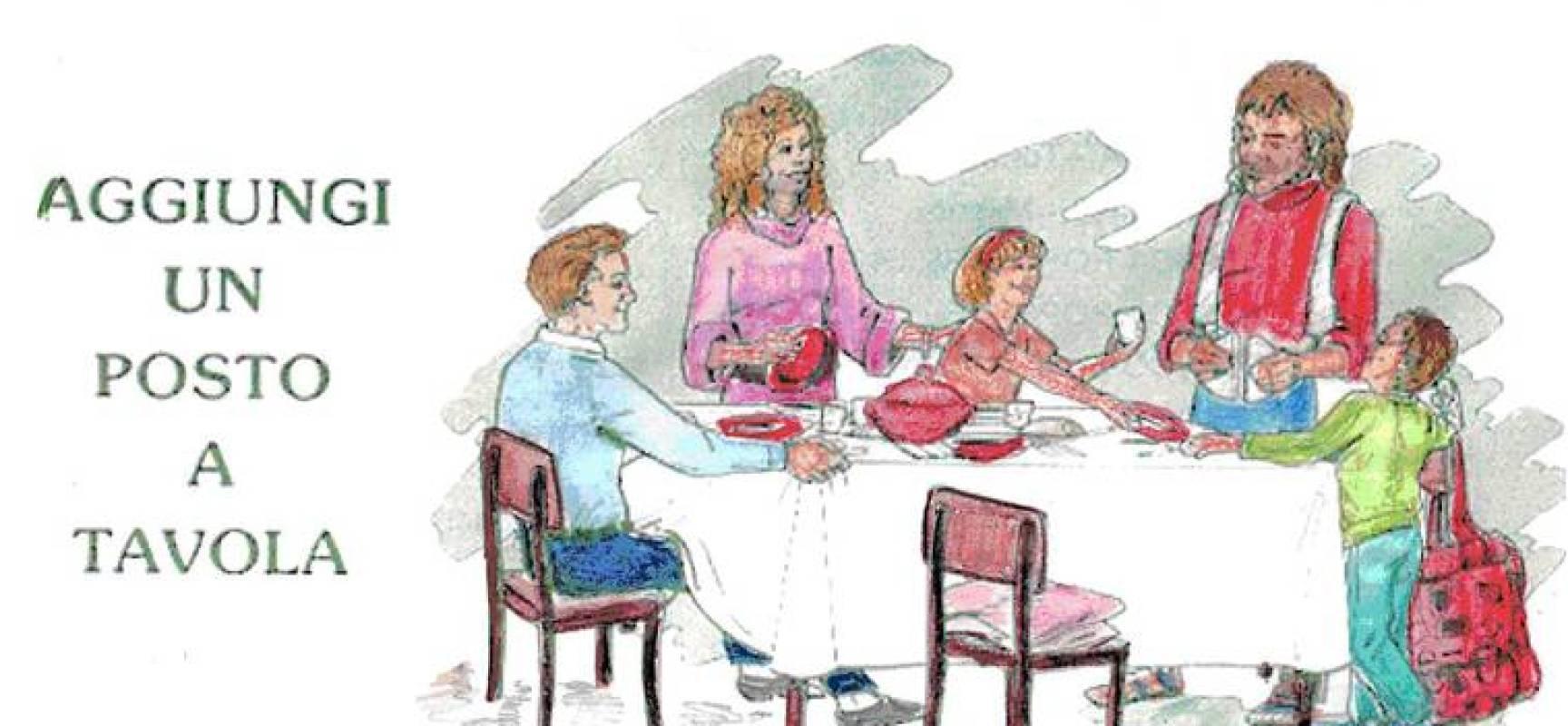 Capannori aggiungi un posto a tavola 39 verde azzurro notizie - Aggiungi un posto a tavola ...