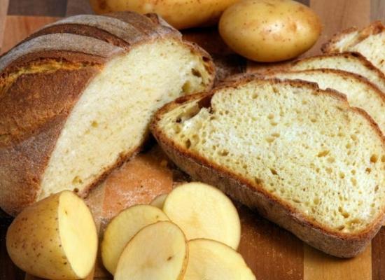 il Pane di patate della Garfagnana