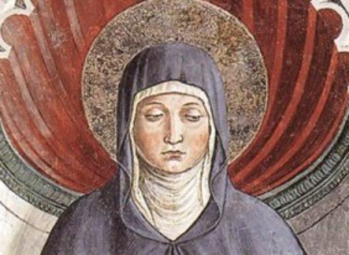Il Santo del giorno, 27 Agosto: S. Monica, madre di S.Agostino