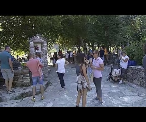 Boom di turisti in Valle del Serchio[video]