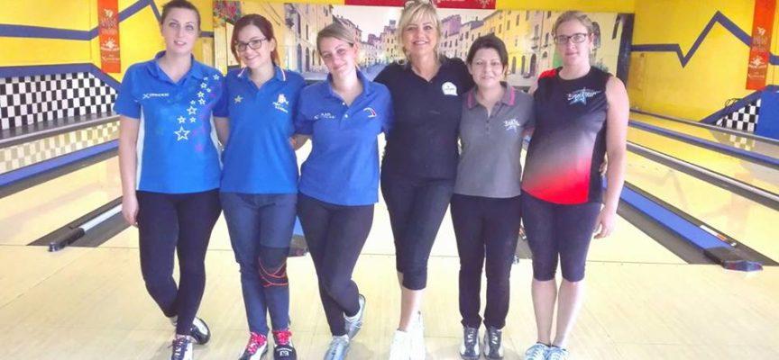 SPORT il BOWLING LUCCA ha ospitato lo scouting femminile nazionale seniores