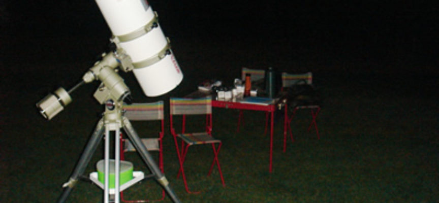 Unione Astrofili Lucchesi – presso il  Campo Osservativo Parco Orecchiella  il 19 Agosto