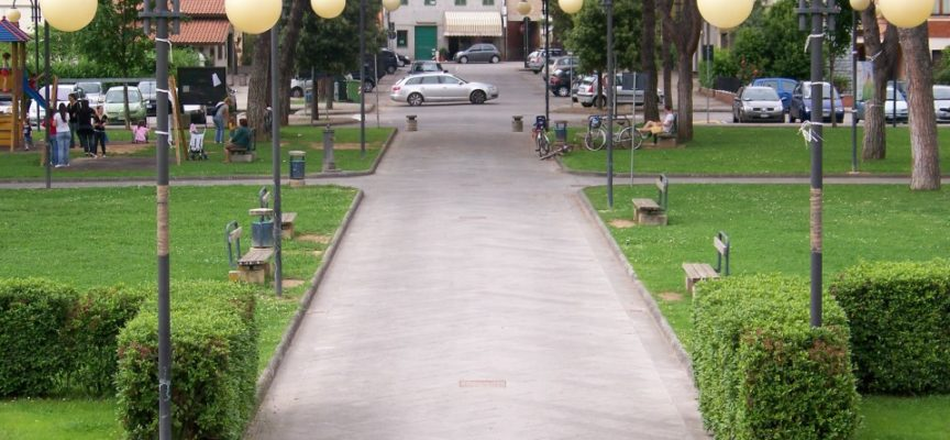 Parco Giochi a Porcari.