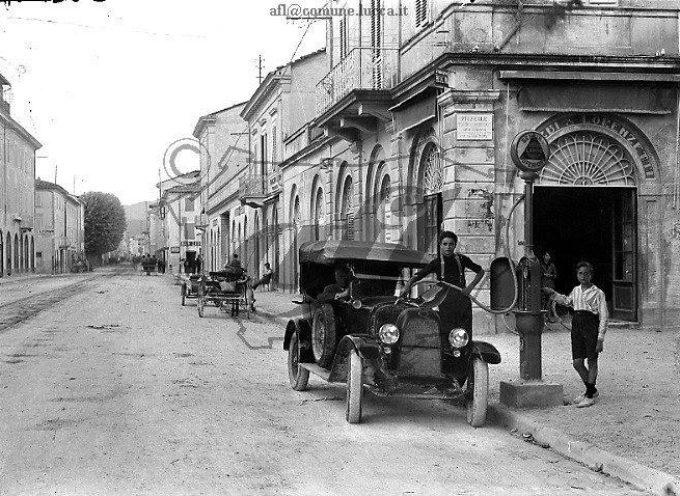 BORGO GIANNOTTI (forse 1930), COME ERAVAMO