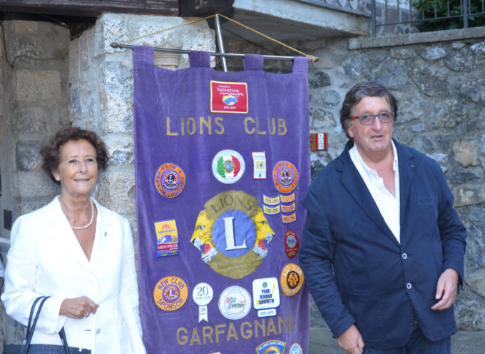 Lions Club Garfagnana – Apertura Annata Lionistica 2017/2018