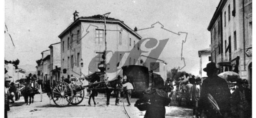 L'INDICATORE DI BORGO GIANNOTTI CIRCA IL  (1900)