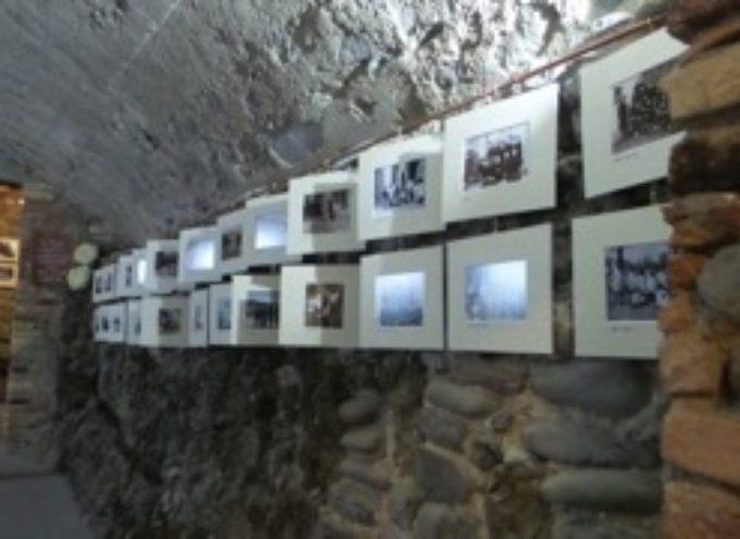 PONTECOSI LA MEMORIA IN BIANCO E NERO è il titolo della mostra che chiuderà i battenti sabato 30 settembre