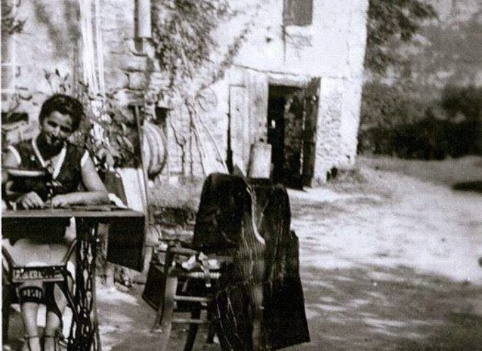 La sartina… CHE MESTIERE  OGGI DIMENTICATO