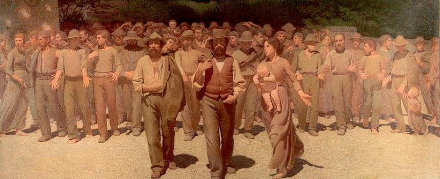 IL PRIMO SCIOPERO IN ITALIA IL 21 SETTEMBRE 1904