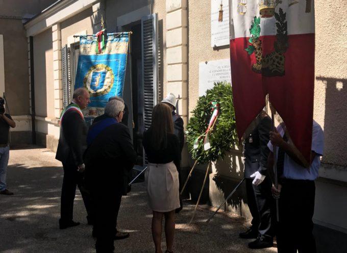 Lucca ha rinnovato la memoria dei tragici fatti di Farneta.