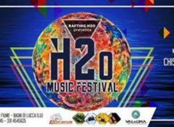 H2o MUSIC Festival a Pian di Fiume