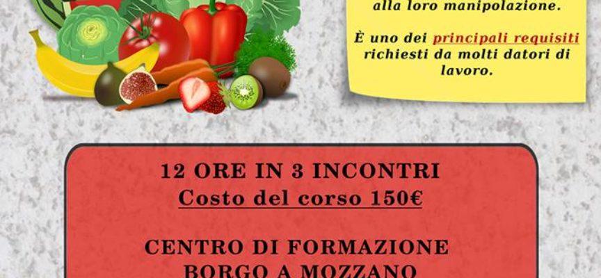 NUOVO CORSO DI HACCP a Borgo a Mozzano: aperte le iscrizioni