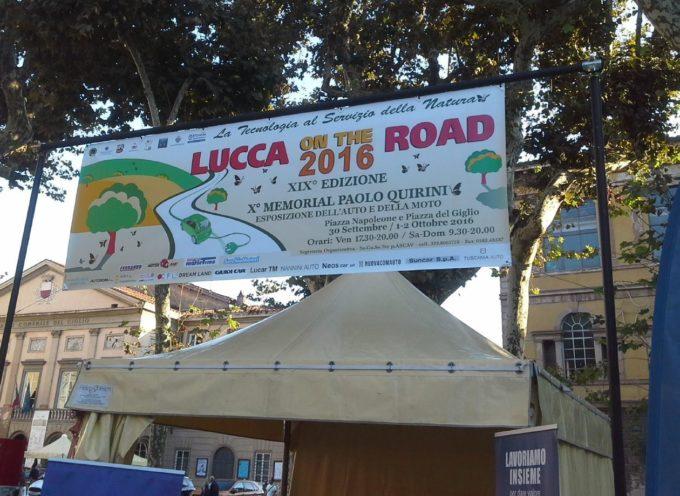 """TUTTI IN PIAZZA NAPOLEONE PER LA CLASSICISSIMA """"LUCCA ON THE ROAD"""""""