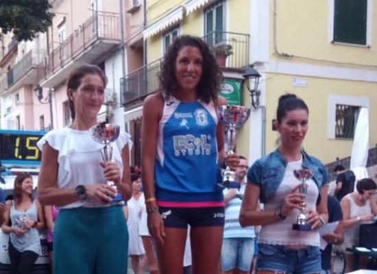 Fantastico poker di vittorie per il G.S. Orecchiella con Francesca Setti, Annaluaura Mugno, Jonathan Toni e Simona Prunea