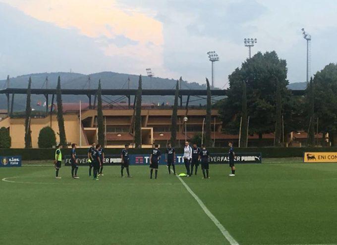 Allenamento con la Nazionale di Giampiero Ventura per undici giovani rossoneri