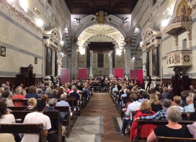 Il Gran Gala lirico sinfonico di fine estate il 29 settembre alla chiesa dei Servi