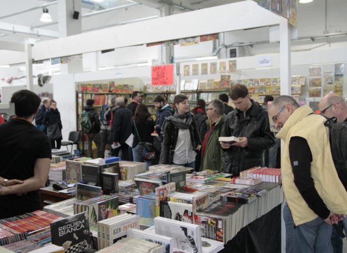 Collezionando – Fumetti e altre avventure di carta – Al Polo Fiere di Lucca, il 24 e 25 marzo 2018