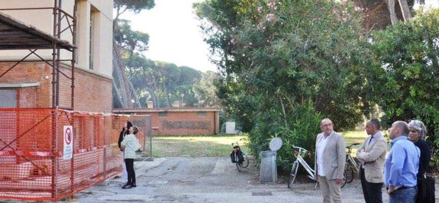 """SCUOLE: EPISODIO DI SFONDELLAMENTO AL """"MARCONI"""" DI VIAREGGIO."""