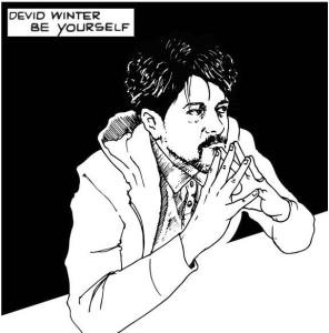 Devid Winter - Be Yourself - cover cd
