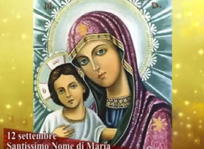 Il Santo del giorno, 12 Settembre: Santissimo Nome di Maria
