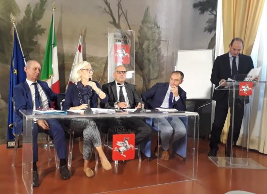 Lucca accoglie il VII Forum Europeo degli Itinerari Culturali del Consiglio d'Europa con la nuova illuminazione delle Mura