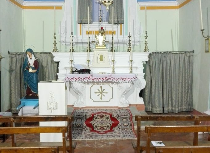 bagni di lucca – domenica festa della madonna a Gombereto