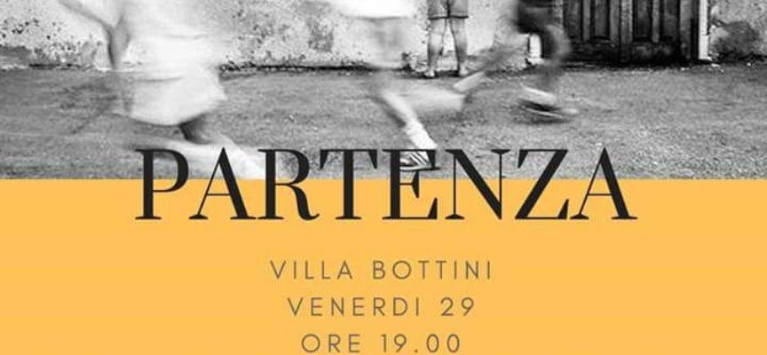 """Stasera (dalle 19) a Villa Bottini ecco """"Partenza"""": letture inedite delle attrici lucchesi Chiara Savarese e Matilde Bernardi"""