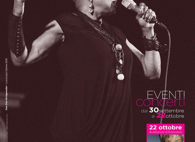 Lucca Jazz Donna Festival Jazz al femminile, cultura e solidarietà