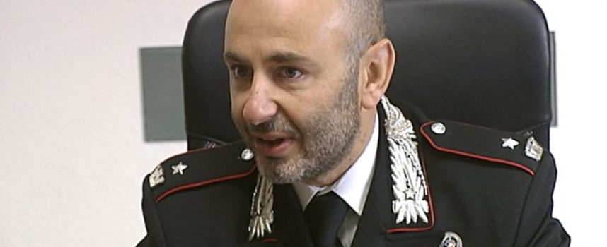 E' il Maggiore Giorgio Picchiotti il nuovo comandante della Compagnia dei Carabinieri di Castelnuovo Garf.