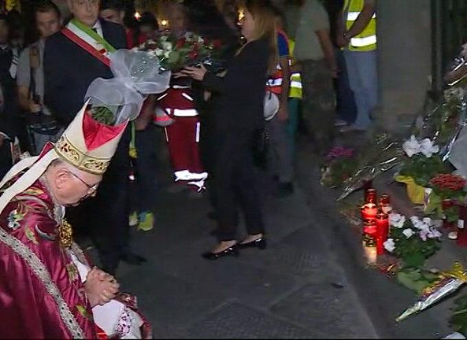 La processione di Santa Croce