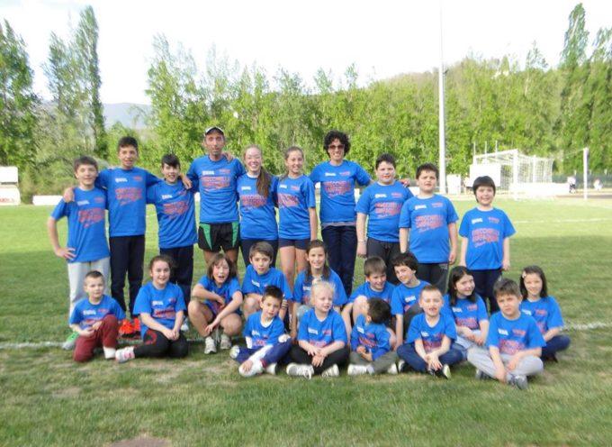 Riprendono i corsi di atletica leggera del G.S. Orecchiella Garfagnana