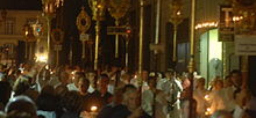Processione di Santa Croce e Luminara: le disposizioni in tema di sosta e viabilità, luci e rumori