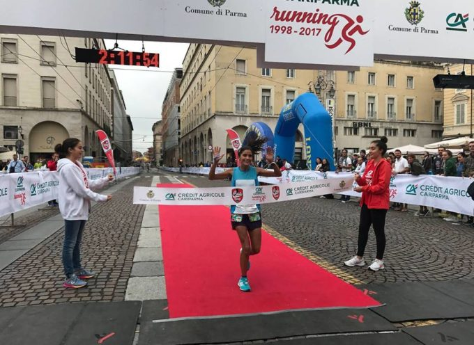 Salas – Lippi, la coppia d'oro del G.S. Orecchiella: prima e terzo alla 30 km della Duchessa di Parma