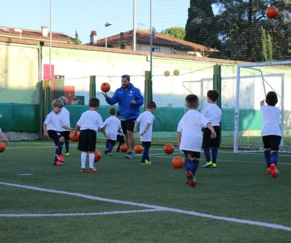 PROVE GRATUITE ALLA SCUOLA CALCIO INTER DI LUCCA