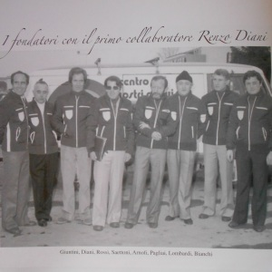 Tpl i fondatori nel 1976