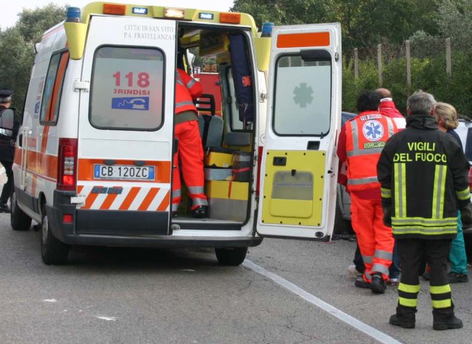 UN MORTO E FERITI CAUSA INCIDENTE STRADALE SULLA VIA AURELIA