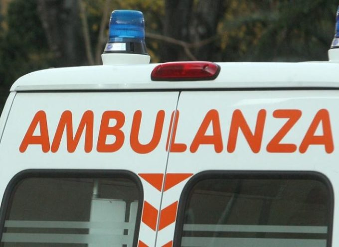 Incidente mortale a Lunata